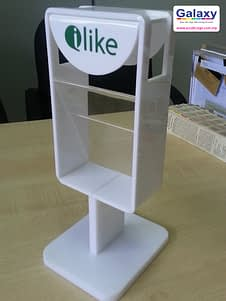 Acrylic Handphone Display Stand