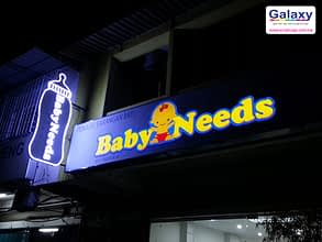 led-sign-baby-needs-galaxy-advertising-cheras-kl-malaysia