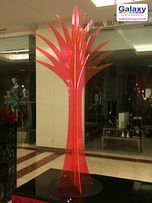 Laser Cut Acrylic Tree
